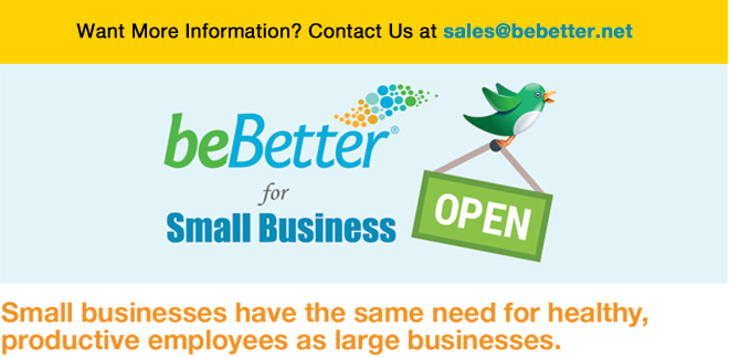 beBetter for Small Business